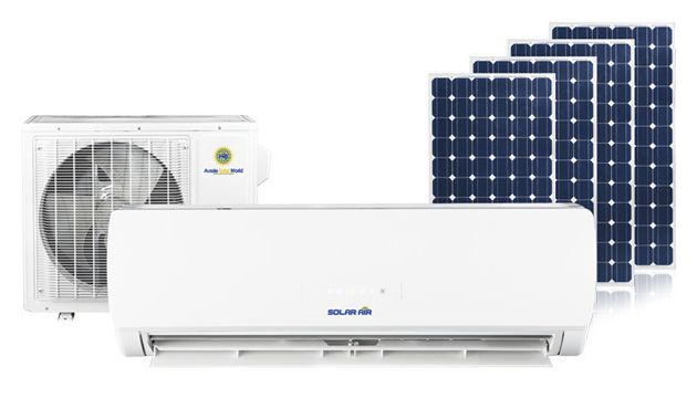 Solar Air Conditioner: An Environment Friendly option