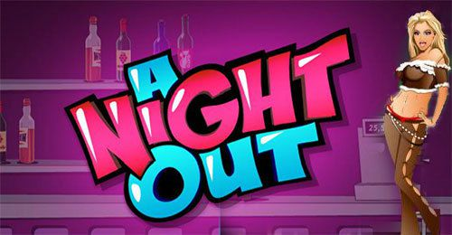 Revue sur la machine a sous A Night Out (Playtech)