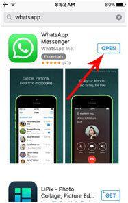 Baixe WhatsApp gratuito para iOS