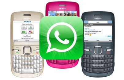 Baixe whatsapp para celular Nokia