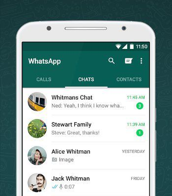 Baixar WhatsApp Messenger para Android Latest