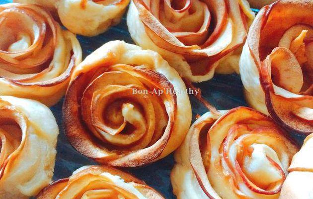 • Des Roses de pommes •
