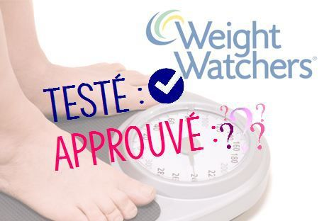 • Weight Watchers, nos avis ! •