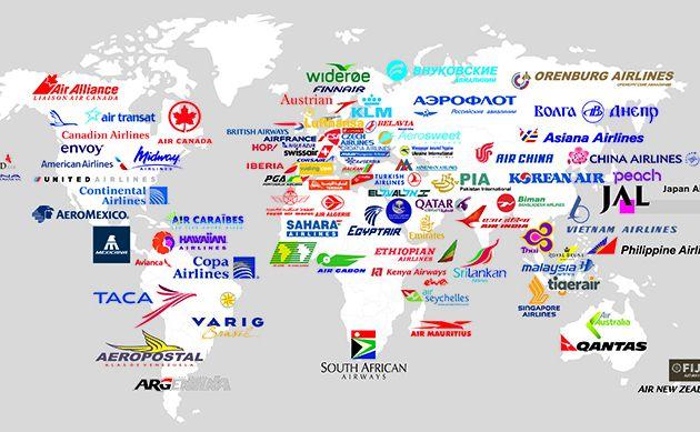 Préparatifs- Billet d'avion