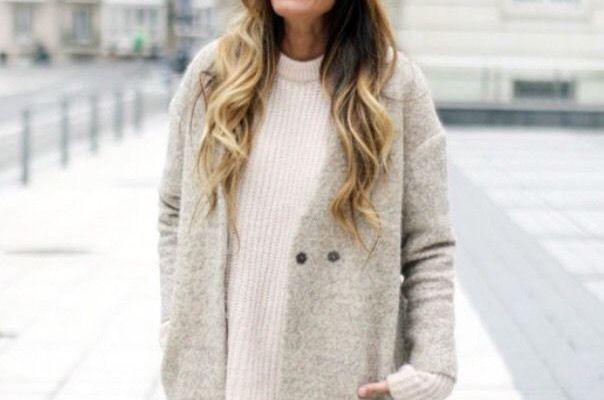 **Manteau Zara - Escarpin Louboutin** chez Ebay