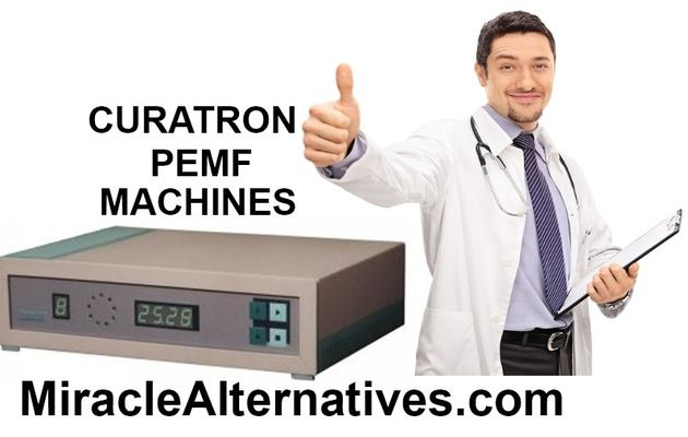CURATRON PEMF Machine Deals with Arthritis & Osteoarthritis With Impressive Success!