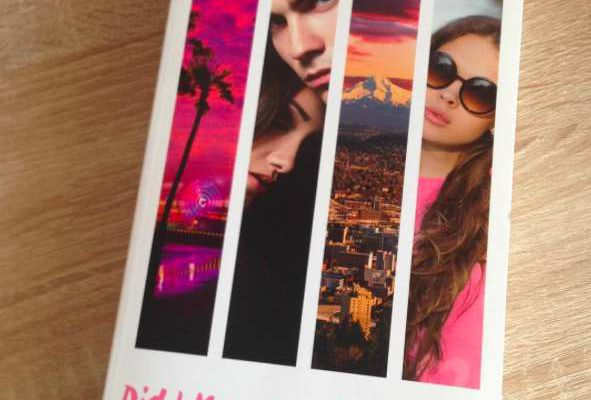 Did I Mention I Miss You, d'Estelle Maskame
