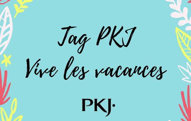 Le tag «Vive les vacances» de Pocket Jeunesse !!