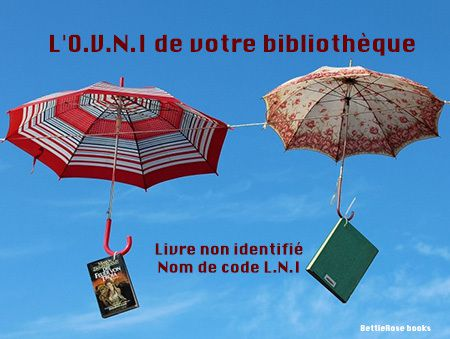 THROWBACK THURSDAY #18 : l'O.V.N.I. de votre bibliothèque …