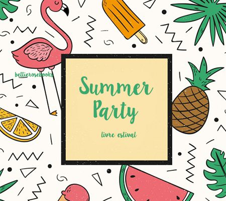 THROWBACK THURSDAY #24 : Summer Party
