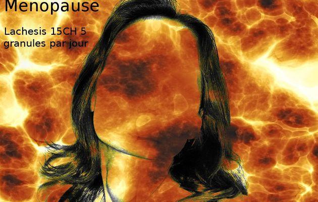 Bouffées de chaleur de la ménopause : comment éteindre le feu