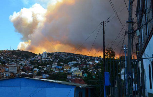 Valparaíso : épisode 2 - découverte avec le frérot
