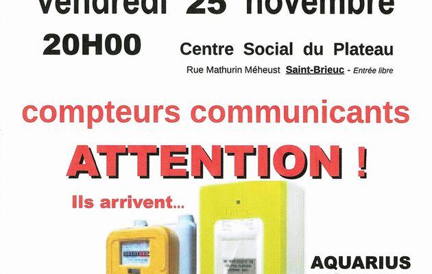 RDV : réunion d'information -  vendredi 25 novembre -  20H00 - centre social du plateau -   SainT Brieuc