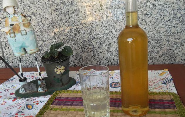sirop de citrons maison