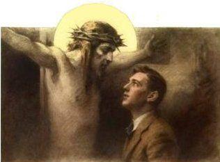 Evangile de saint Luc 9, 18-24 -  Accepter et vivre les croix de nos vies. Elles nous portent dans l'amour, la charité, la patience, la sagesse, la vie