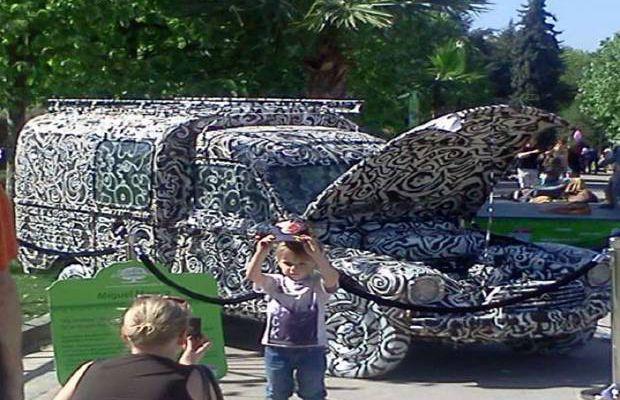 Drôles de voitures : 5 -Artistique