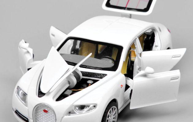 Droles de Bugatti