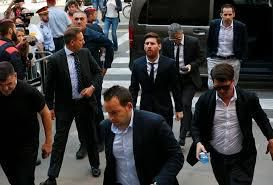 Messi acquitté