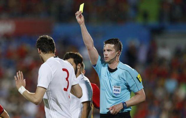 EURO 2016: VOICI LES NOUVELLES RÈGLES D'ARBITRAGE QUI VONT CHANGER LE JEU DÈS VENDREDI