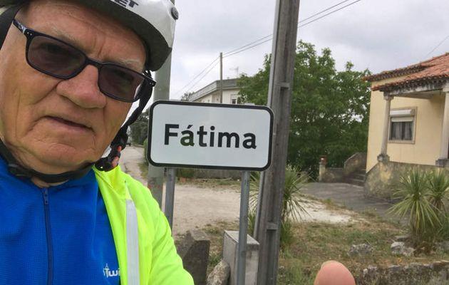 Fatima 1920 km. Bravo ! ... même pas mal !