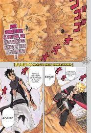 le destin de konoha entre les mains de boruto !