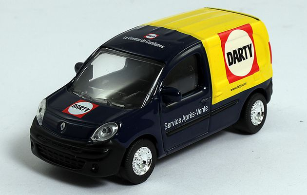 Renault Kangoo Darty 2010