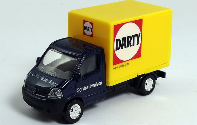 Renault Master Darty 2010