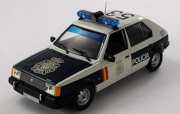 """Talbot Horizon GT """"Dirección General de la Policía"""" (1987)"""