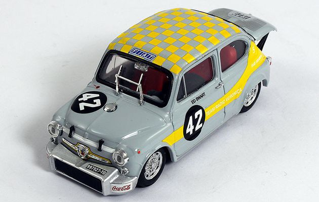 Fiat Abarth 1000 berlina