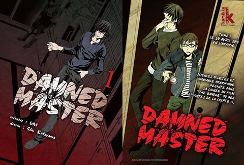DAMNED MASTER / TOME 1