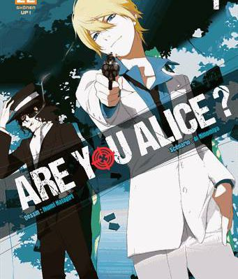 ARE YOU ALICE ? / TOMES 1 ET 2