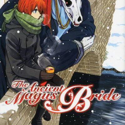 THE ANCIENT MAGUS BRIDE  / TOME 4