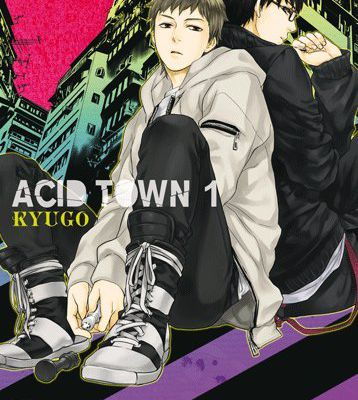 ACID TOWN / TOMES 1 A 4