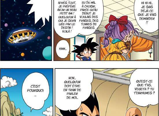 DRAGON BALL SD / TOME 1