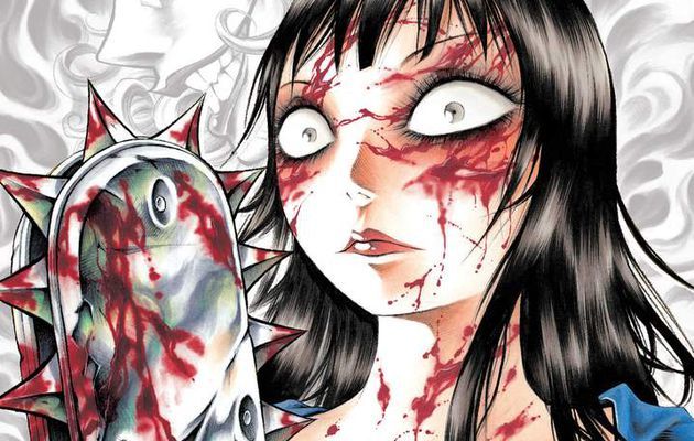 BLOODY DELINQUENT GIRL CHAINSAW / TOME 1