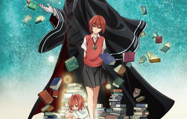 THE ANCIENT MAGUS BRIDE / OAV