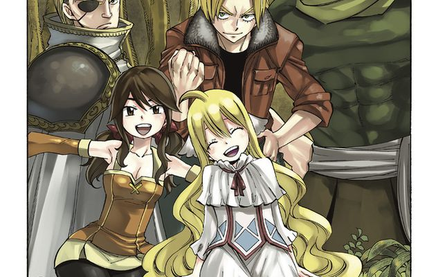 FAIRY TAIL ZERO, LE MANGA !