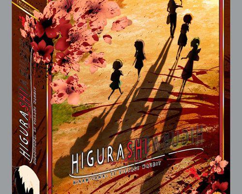 LA SUITE DE L'ANIME HIGURASHI ANNONCE EN DVD/BR