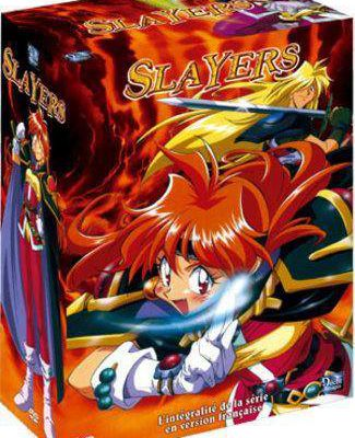 SLAYERS , L'ANIME !