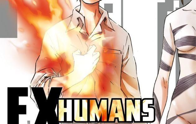 EX-HUMANS / TOME 1