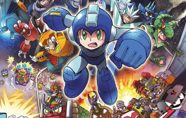MEGAMAN GIGAMIX / TOME 1