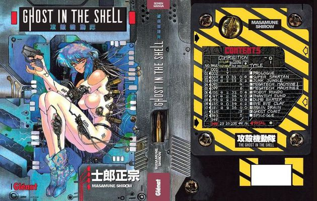 THE GHOST IN THE SHELL, EDITION PERFECT / TOME 1