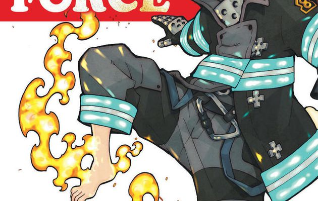 FIRE FORCE / TOME 1