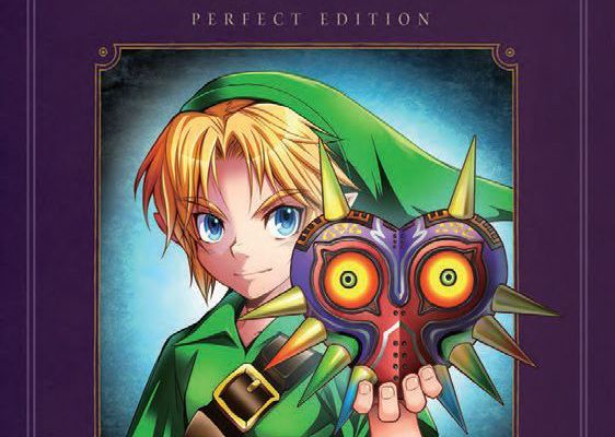 THE LEGEND OF ZELDA, PERFECT EDITION, MAJORA'S MASK / A LINK TO THE PAST