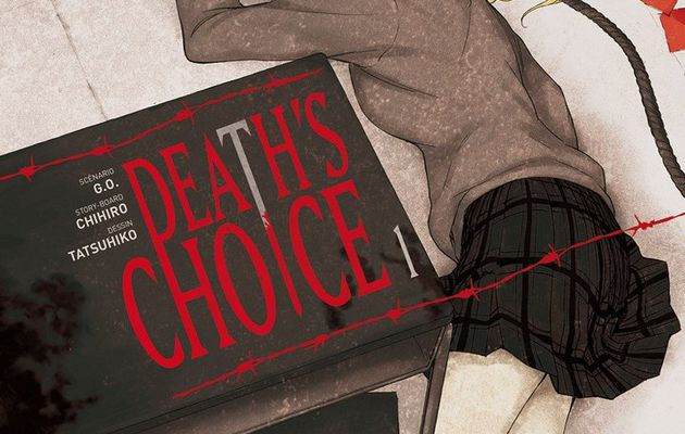 DEATH'S CHOICE / TOME 1