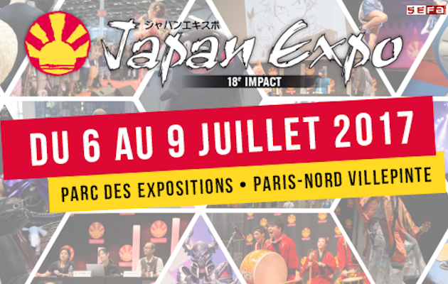 DOSSIER JAPAN EXPO: RECOMMANDATIONS ET RECAP GOODIES !