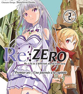 RE: ZERO, RE:LIFE IN A DIFFERENT WORD FROM ZERO / ARC 1, UNE JOURNÉE A LA CAPITALE