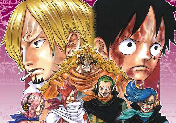 UN AUTRE TOME COLLECTOR POUR ONE PIECE 84 EN FRANCE