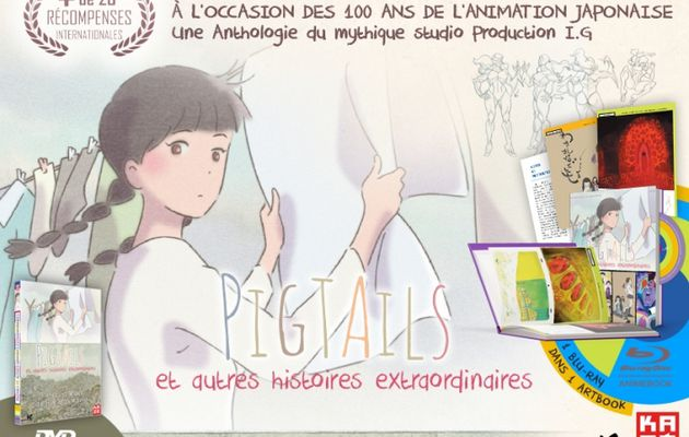 UNE ANTHOLOGIE DU STUDIO IG PRODUCTIONS CHEZ KAZE ANIMATION