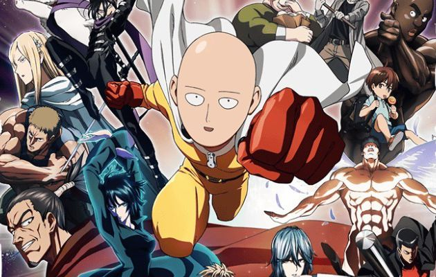 ONE PUNCH MAN, L'ANIME